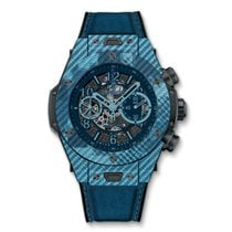 Hublot Big Bang 45mm Unico · Italia Independent Blue Camo...