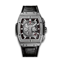 Hublot Spirit of Big Bang  45mm Automatic Titanium Mens Watch...
