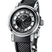 Breguet Horloger De La Marine 5817 Silver Steel