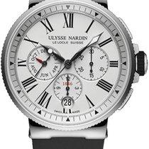 Ulysse Nardin Marine Chronograph Annual Calendar 1533-150-3/40