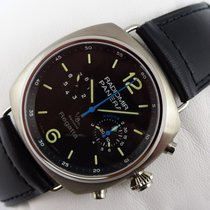 Panerai Radiomir Regatta 1/8th Second Titan - Full Set