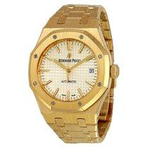 Audemars Piguet Royal Oak 18 Carat Yellow Gold Mens Watch...