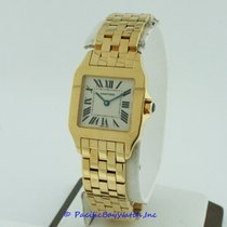 Cartier Santos Demoiselle Mid-Size W25062X9 Pre-Owned