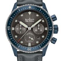 Blancpain 5200-0310-G52 A Fifty Fathoms Bathyscaphe Ocean...
