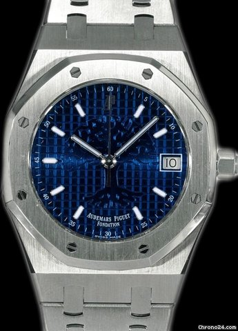 Audemars Piguet Royal Oak Time for the Trees Fondation 36mm Limited 450 pcs