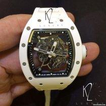 Richard Mille RM 055 Bubba Watson White RM55