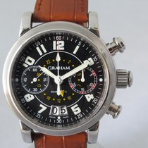 Graham Silverstone Chronograph GMT