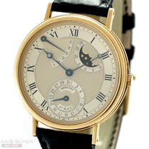 Breguet Classic Moon-Phase Power Reserve Ref-BA3130 18k Yellow...