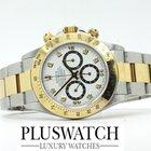 Rolex Daytona Gold Dimanti  Oro Acciaio whit diamond No Polished