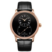 Jaquet-Droz Grande Seconde Black Enamel