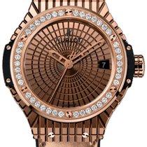 Hublot Big Bang Caviar Gold Cavier Diamonds 41mm 346.PX.0880.V...