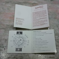 Eberhard & Co. vintage kit warranty and booklet frecce...