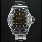 Rolex Submariner 5512 gilt tropical dial