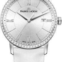 Maurice Lacroix Eliros EL1094-SD501-110-1 Damenarmbanduhr mit...