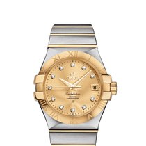 Omega Constellation Champagne