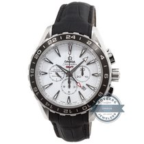 Omega Seamaster Aqua Terra GMT Chronograph 231.13.44.52.04.001
