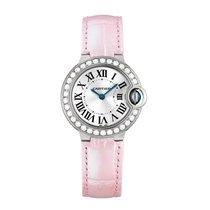 Cartier Ballon Bleu Quartz Ladies Watch Ref WE900351