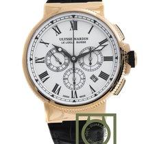 Ulysse Nardin Maxi Marine Chronograph Limited Edition Pink...