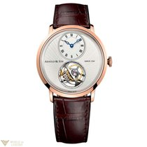 Arnold & Son Ultra-Thin Tourbillon Escapement 18K Rose...