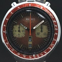 Seiko Speed Timer Bullhead Chronograph Automatic