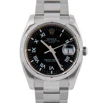 Rolex Oyster Perpetual Date, 115210 (Full Set)