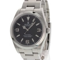Rolex Oyster Perpetual Explorer Stainless Steel 214270