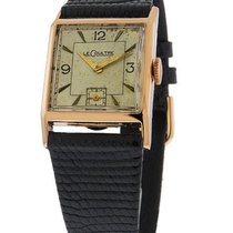 Jaeger-LeCoultre - Mens or Ladies Dress Watch - 14K Rose Gold...