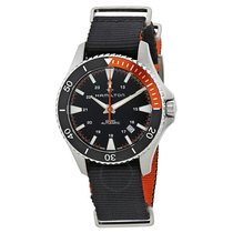 Hamilton Khaki Navy Scuba Automatic Men's Nylon Watch