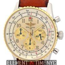 Breitling Navitimer Navitimer 92 Chronograph 2Tone 38mm
