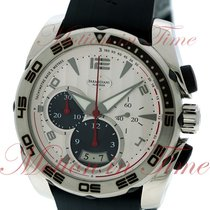 Parmigiani Fleurier Pershing Chronograph, Silver Dial -...