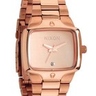 Nixon Small Player All Rose Gold Farbe Rosegold