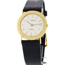 Audemars Piguet Unisex Vintage  Gubelin 18K Yellow Gold Watch...