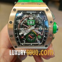 Richard Mille RM-011-01 Roberto Mancini Chronograph Flyback,