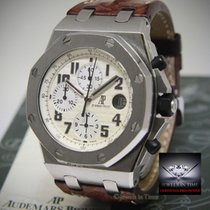 Audemars Piguet Royal Oak Offshore Safari Chronograph Watch...