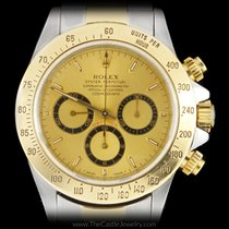 Rolex Cosmograph Daytona 18K Gold and Stainless Steel