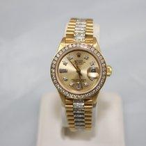 Reloj rolex mujer oro