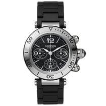 Cartier Pasha Chronograph Deal of the Week w31088u2