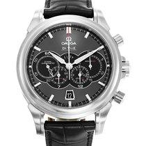 Omega Watch De Ville 4 Counters Chrono 422.13.41.52.06.001