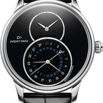 Jaquet-Droz [NEW] GRANDE SECONDE DUAL TIME ONYX J016030270