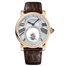 Cartier Rotonde Automatic Mens Watch Ref W1556230