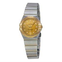 Omega Constellation 12320246058001 Watch