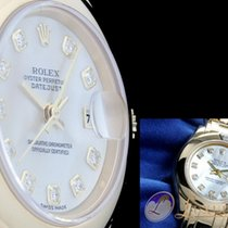 Rolex Datejust Pearlmaster Mother of Pearl Perlmutt Diamantbes...