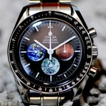 Omega Speedmaster Chronograph From Moon to the Mars