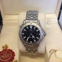 Omega Seamaster Americas Cup 2533.50.00 - Serviced By Omega