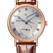 Breguet Brequet Classique 5287 18K Rose Gold Men's Watch
