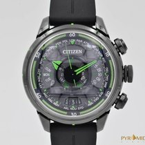 Citizen Satellite Wave Limited Edition GPS Full Set
