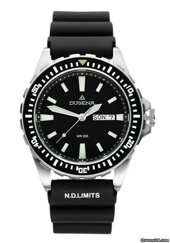 Dugena Sea Tech WR 200 divers´ watch