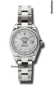 Rolex DATEJUST WHITE GOLD 18KT  OYSTER