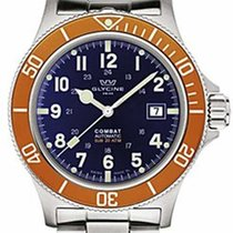 Glycine Combat Sub 42 mm Automatic stainless steel