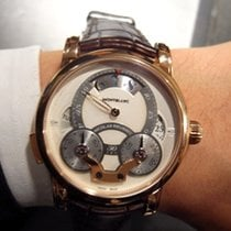 Montblanc Nicolas Rieussec Collection Rising Hours